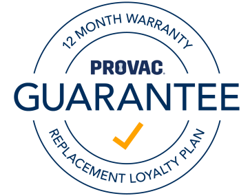 Provac Guarantee