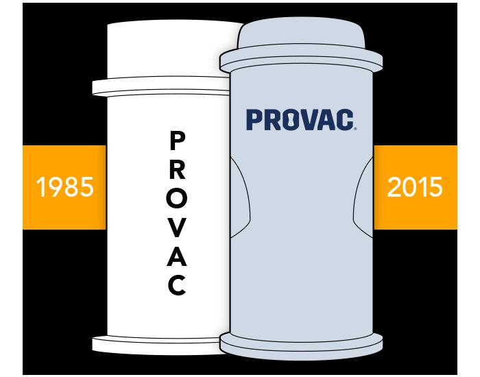 Provac Back Vac