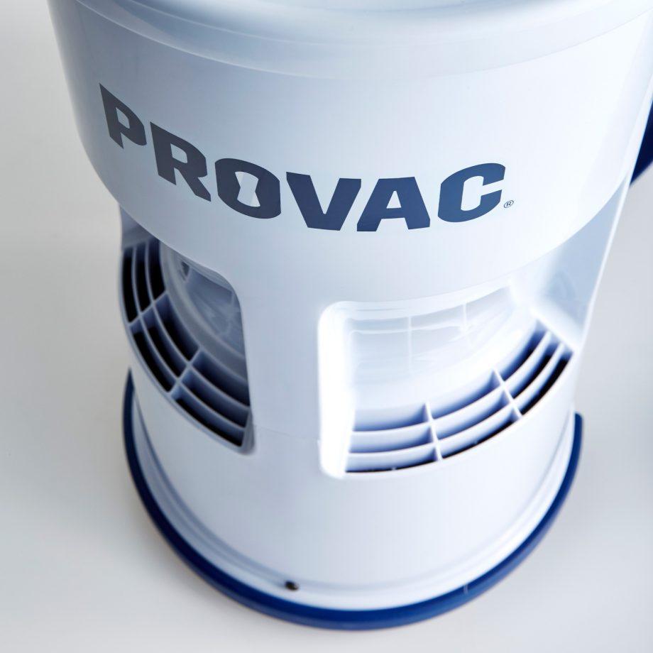 Side vacuum