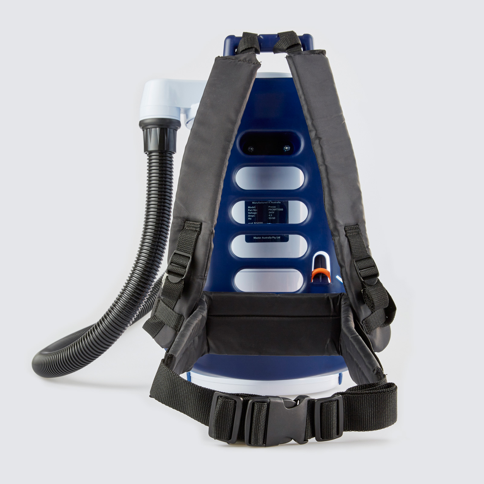 Provac Features Lightweight Backpack Vacuum Cleaner